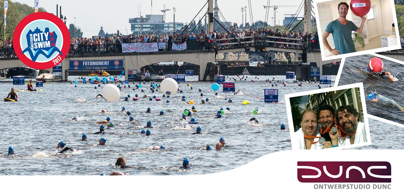 DUNC Vertegenwoordigd Bij Amsterdam City Swim