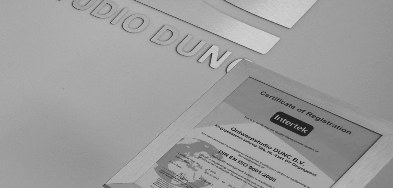 DUNC: De Eerste Keuze Voor Ontwikkeling én Productie Van Behuizingen