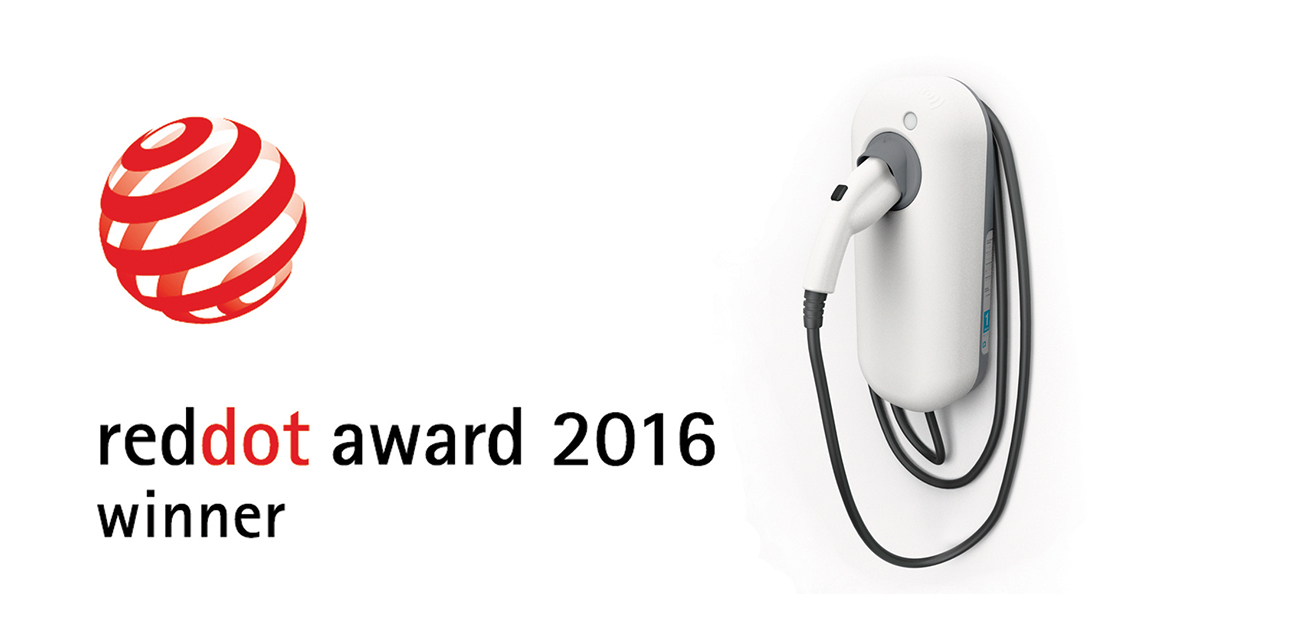 Product Design 2016: DUNC Wint Red Dot Award!