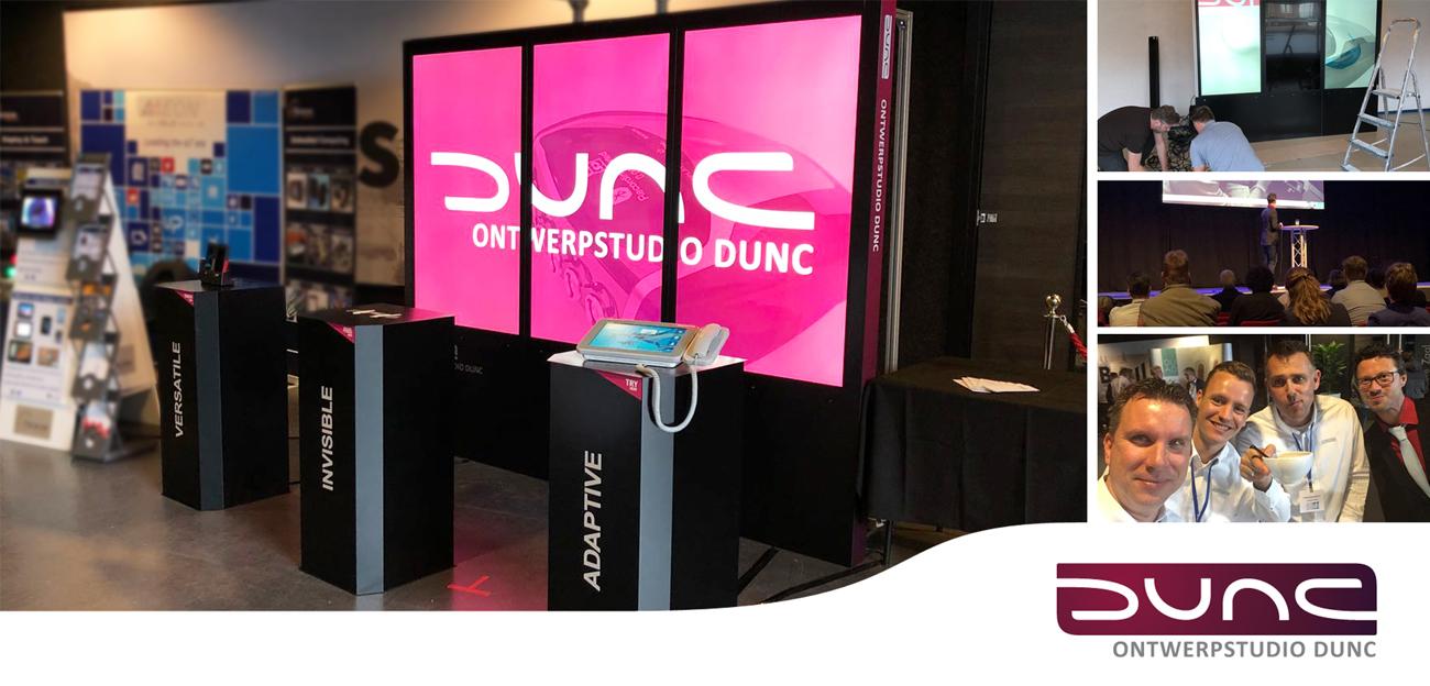 Ontwerpstudio DUNC Kijkt Terug Op Het User Interface Design Event